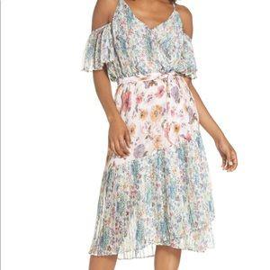 Foxiedox Furiosa Cold Shoulder Dress SZ M